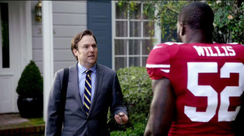 VISA Signature TV Spot, 'Strength Training' Featuring Patrick Willis - 2709 commercial airings
