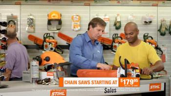 STIHL Dealer Days TV Spot - Thumbnail 9