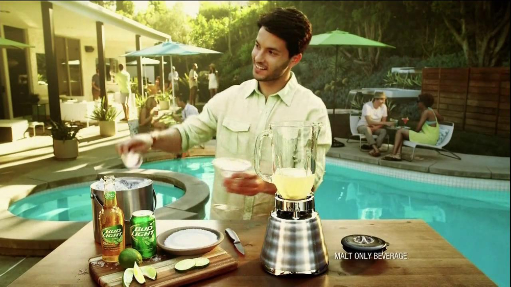 Bud Light Lime-a-Rita TV Commercial, 'Without Any of the Work'