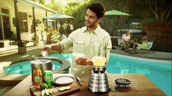 Bud Light Lime-a-Rita TV Spot, \'Without Any of the Work\'