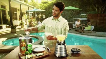 Bud Light Lime-a-Rita TV Spot, 'Without Any of the Work'