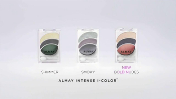 Almay Intense i-Color Eye Color TV Spot Featuring Kate Hudson - Thumbnail 3