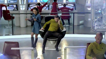 Esurance TV Spot, 'Star Trek: That's My Face' Featuring Darrin Rose - Thumbnail 2