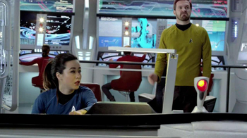 Esurance TV Spot, 'Star Trek: That's My Face' Featuring Darrin Rose - Thumbnail 5