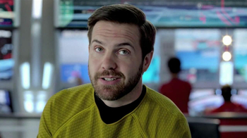 Esurance TV Spot, 'Star Trek: That's My Face' Featuring Darrin Rose - 938 commercial airings