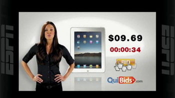 Quibids.com TV Spot, 'Best Kept Secret' - Thumbnail 6