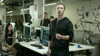 Facebook Home TV Spot, 'Launch Day' Featuring Mark Zuckerberg