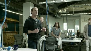 Facebook Home TV Spot, 'Launch Day' Featuring Mark Zuckerberg - Thumbnail 8