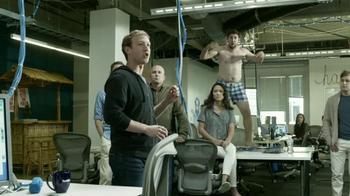 Facebook Home TV Spot, 'Launch Day' Featuring Mark Zuckerberg - Thumbnail 9