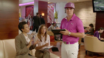 Crowne Plaza TV Spot, 'Signing Autographs' Featuring Rickie Fowler