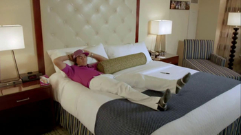 Crowne Plaza TV Spot, 'Signing Autographs' Featuring Rickie Fowler - Thumbnail 8