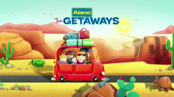 Alamo Deal Retriever TV Spot, 'The Getaways' Song by the Go-Go's - Thumbnail 1