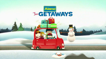 Alamo Deal Retriever TV Spot, 'The Getaways' Song by the Go-Go's - Thumbnail 2