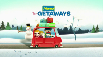 Alamo Deal Retriever TV Spot, 'The Getaways' Song by the Go-Go's - Thumbnail 3