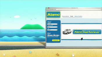Alamo Deal Retriever TV Spot, 'The Getaways' Song by the Go-Go's - Thumbnail 4