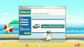 Alamo Deal Retriever TV Spot, 'The Getaways' Song by the Go-Go's - Thumbnail 5