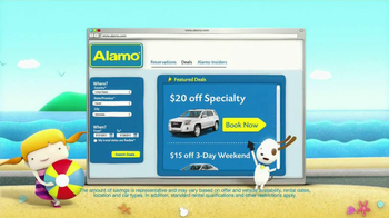 Alamo Deal Retriever TV Spot, 'The Getaways' Song by the Go-Go's - Thumbnail 7
