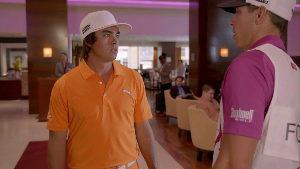 Crowne Plaza TV Commercial, 'Caddy' Featuring Rickie Fowler