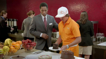 Crowne Plaza TV Spot, 'Caddy' Featuring Rickie Fowler - Thumbnail 4