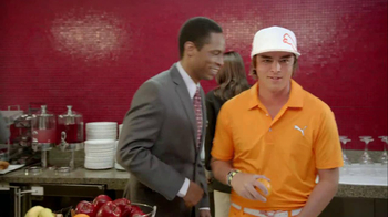 Crowne Plaza TV Spot, 'Caddy' Featuring Rickie Fowler - Thumbnail 5