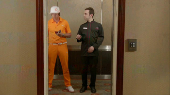 Crowne Plaza TV Spot, 'Caddy' Featuring Rickie Fowler - Thumbnail 7