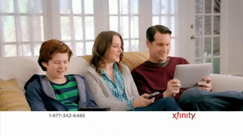 XFINITY TV Spot, 'Fastest 4 Weeks' - Thumbnail 5