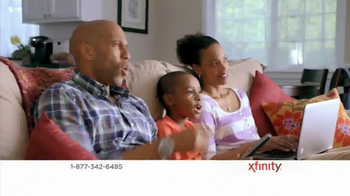 XFINITY TV Spot, 'Fastest 4 Weeks' - Thumbnail 7