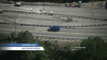 Nationwide Insurance TV Spot, 'Safe Driver Pursuit' - Thumbnail 4