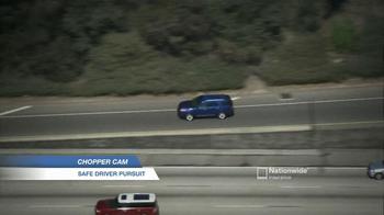 Nationwide Insurance TV Spot, 'Safe Driver Pursuit' - Thumbnail 8