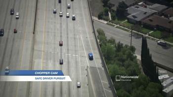 Nationwide Insurance TV Spot, 'Safe Driver Pursuit' - Thumbnail 9
