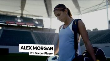 Degree Deodorants TV Spot Featuring Alex Morgan