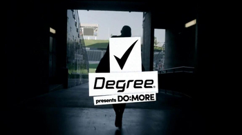 Degree Deodorants TV Spot Featuring Alex Morgan  - Thumbnail 1