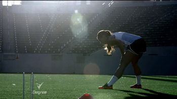Degree Deodorants TV Spot Featuring Alex Morgan  - Thumbnail 3