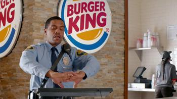 Burger King Bacon Cheddar Stuffed Burger TV Spot, 'BurgerFest' - Thumbnail 1