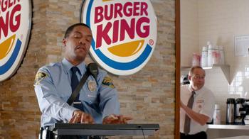 Burger King Bacon Cheddar Stuffed Burger TV Spot, 'BurgerFest' - Thumbnail 2