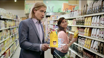 Gevalia House Blend TV Spot, 'Toot Toot, Grocery Aisle'