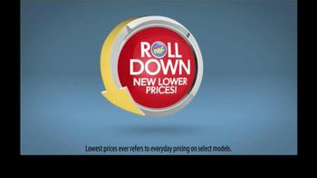 Rent-A-Center RAC Roll Down TV Spot - Thumbnail 2