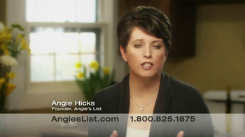 Angie's List TV Spot, 'Finding A Contractor' - Thumbnail 5