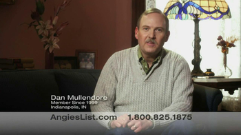 Angie's List TV Spot, 'Finding A Contractor' - Thumbnail 6