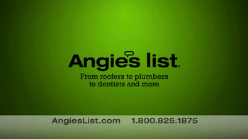 Angie's List TV Spot, 'Finding A Contractor' - Thumbnail 8