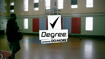 Degree Deodorants TV Spot Featuring Carmelo Anthony - Thumbnail 1