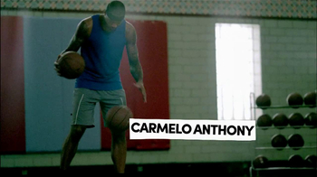 Degree Deodorants TV Spot Featuring Carmelo Anthony - Thumbnail 2