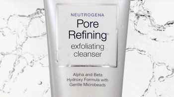 Neutrogena Pore Refining ExfoliatingCleanser TV Spot, Feat. Jennifer Garner - Thumbnail 4