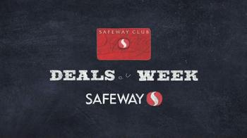 Safeway Deals of the Week TV Spot, 'Easter' - Thumbnail 1