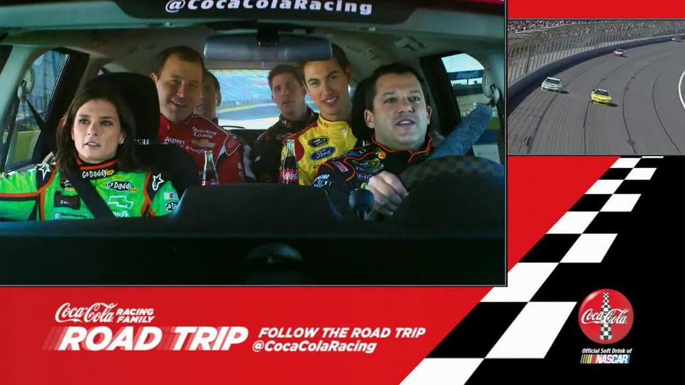 Coca-Cola TV Commercial, 'Racing Family Road Trip'