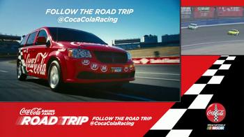 Coca-Cola TV Spot, 'Racing Family Road Trip' - Thumbnail 8