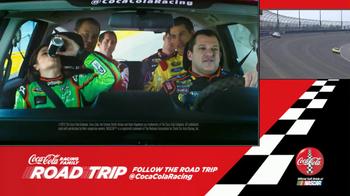 Coca-Cola TV Spot, 'Racing Family Road Trip' - Thumbnail 6