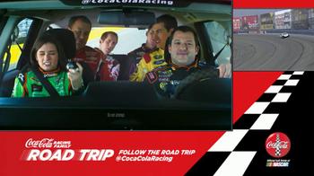 Coca-Cola TV Spot, 'Racing Family Road Trip' - Thumbnail 7