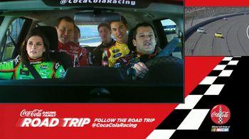 Coca-Cola TV Spot, 'Racing Family Road Trip' - 14 commercial airings