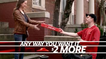 Pizza Hut TV Spot, 'Hut Lovers Deal' - Thumbnail 3